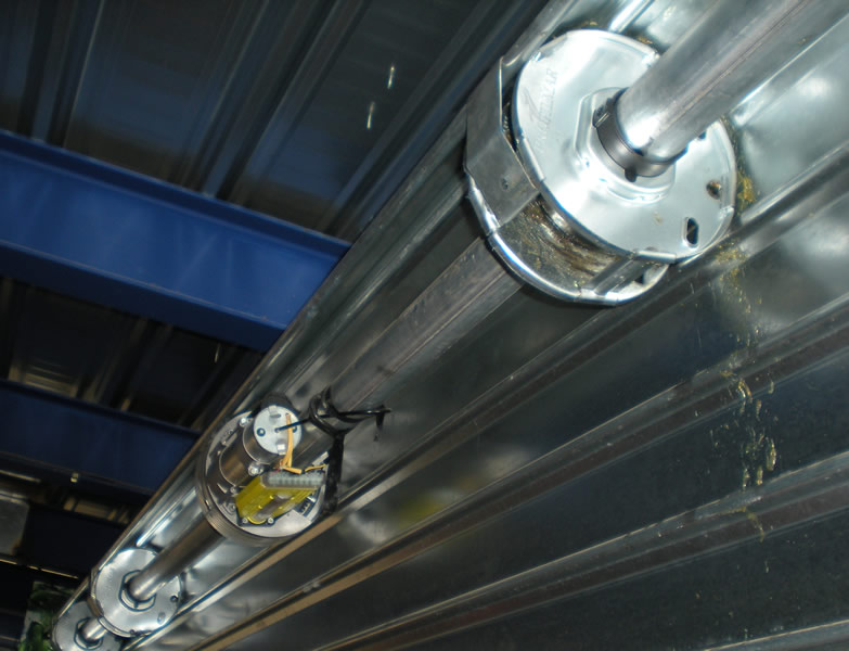 Fermetures industrielles - Open Speed : portes de garage, rideaux ...