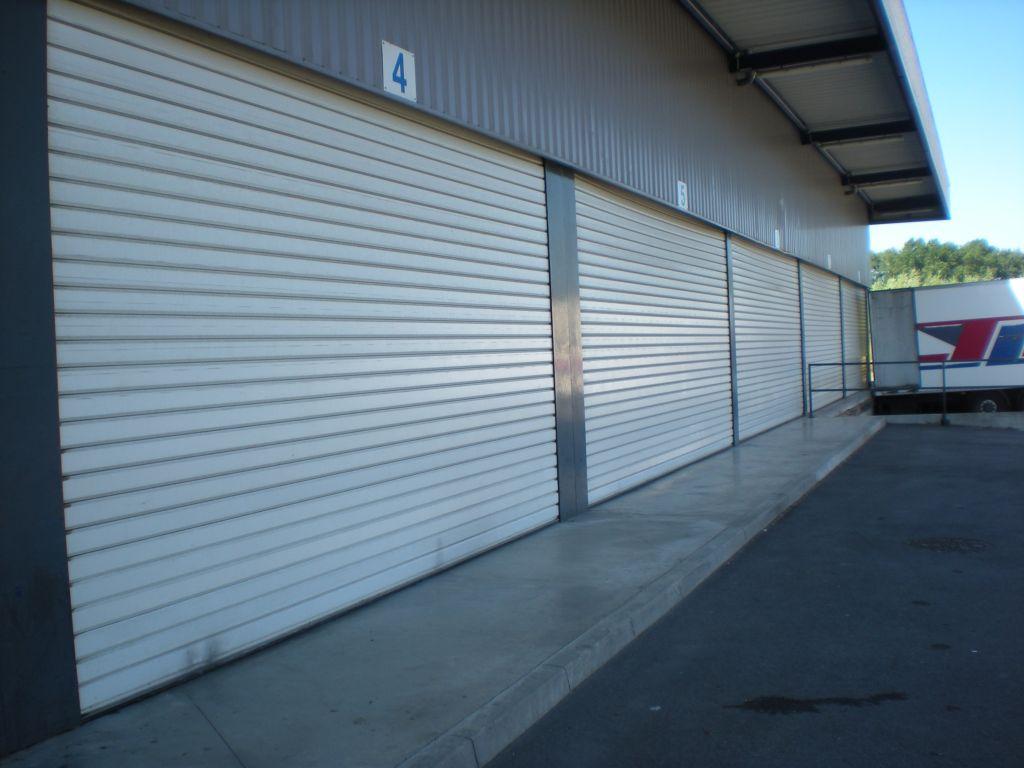 Fermetures Industrielles Open Speed Portes De Garage Rideaux