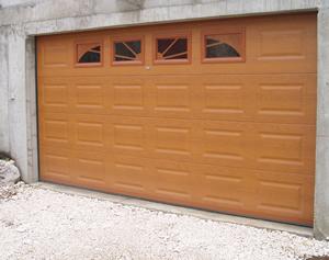 Porte de garage sectionnelle motoris e porte sectionnelle - Cable pour porte de garage sectionnelle ...
